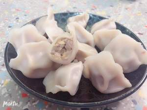D.3 Pork Cabbage Dumpling